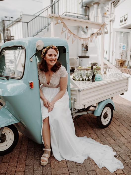 Seid Gäste auf eurer eigenen Hochzeit